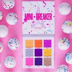 NWT Jeffree Star mini breaker palette